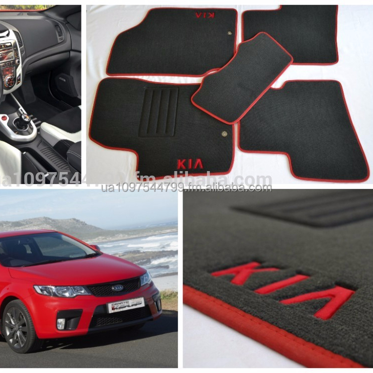 Kia Cerato Forte Koup Custom Fit Carpeted Car Floor Mats Classic