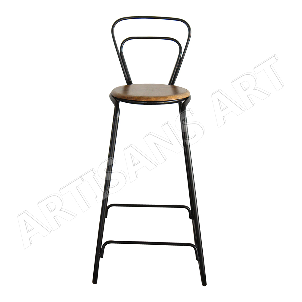 Marvelous Industrial Loft Wood Iron Bar Chair Rustic Bar Stool Hotel Furniture Buy Vintage Industrial Iron Chair Iron Wood Bar Chair Loft Bar Chair Product On Inzonedesignstudio Interior Chair Design Inzonedesignstudiocom