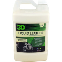 3D Leather, Vinyl & Plastic Conditioner 3,79 lt. 910G01