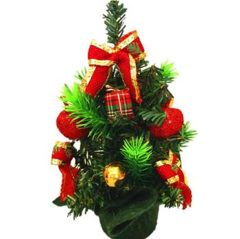 mini christmas tree christmas decoration - Christmas Grave Decorations