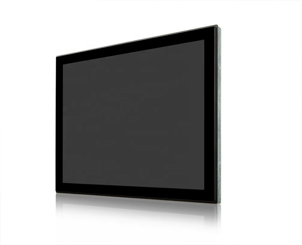TopOneTech 65 7 Polegadas Monitor Lcd Touch Screen Para O Pc Do Carro Polegadas
