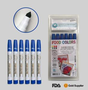 Bakerpan Food Coloring Markers Cupcake Writers for Promotion