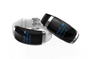 8GB Wearable Technology Spy Gadgets Micro Hidden Wearable Bracelet Voice Recorder For Men And Women