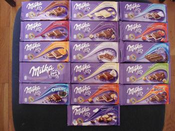 Climactic Milka Chocolate 100g - All Grams Avialable - Buy Milka ...