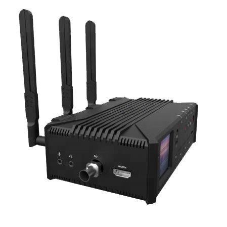 HD SDI 4G Video Encoder Wifi in Diretta streaming IPTV encoder