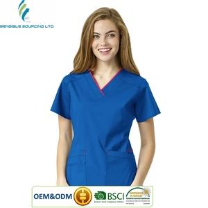 Medical Scrub New design Nurse uniform for hospital Health Care Services from Bangladesh