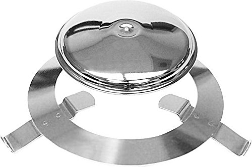 Magma Products, 10-765 Radiant Plate & Dome Assembly, Marine Kettle 2 Combination Stove and Gas Grill, Party Size, Replacement Part