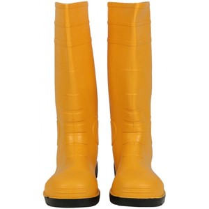 Safety Rain Boots / Gum Boots / shoes for Mining , Oil Field, Farming, Chemical Plant and Construction sites