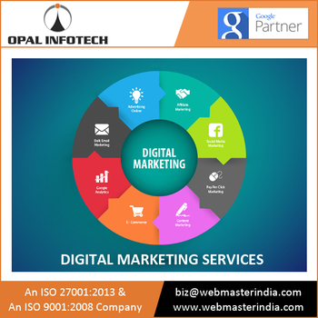 Boost Your Business and Sustain in Competitive Market with Digital Marketing Services from India