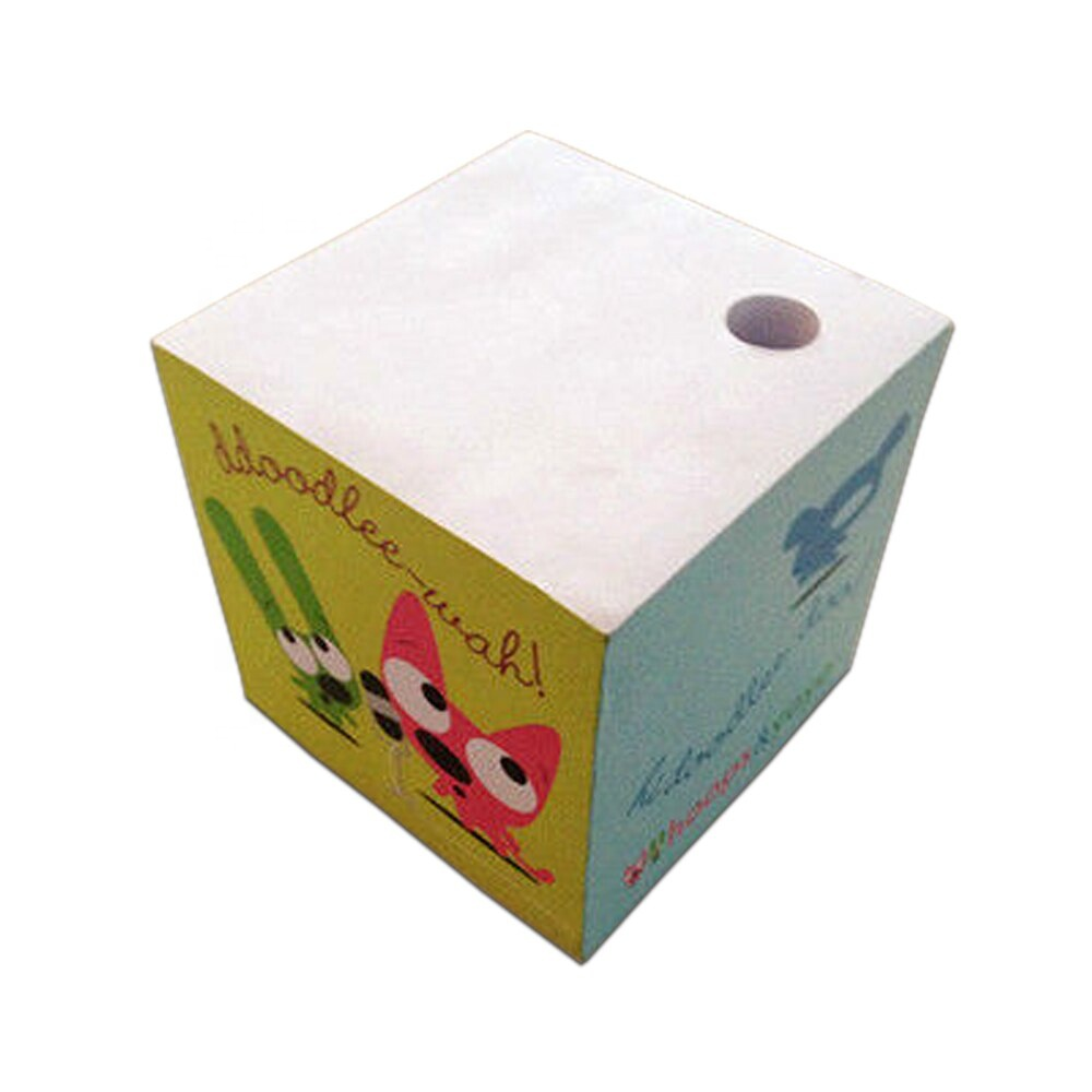 promotional softcover memo pad