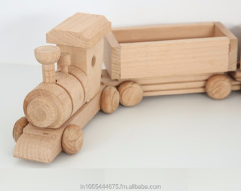 Wooden Train Set With Cart And Blocks Carriage Early Child Educational Toys Buy Building Blocks Train Set Diy Wood Toy Train Set Classic Train Set
