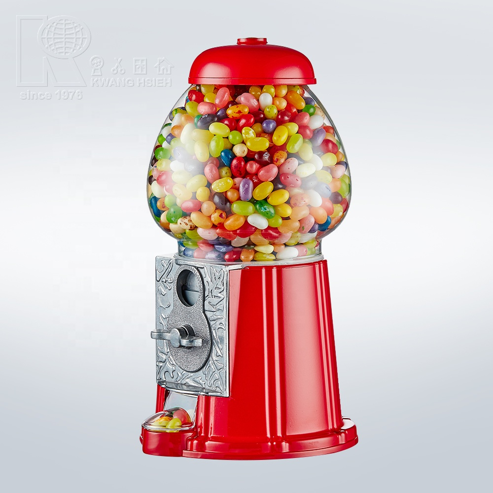 Mini süße Süßigkeiten Gumball Jelly Beans Zuckerautomat Snack Dispenser