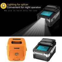 Easy Splicer Fiber Optic Fusion Splicer Cleaver Automatic Focus Function FTTH AE