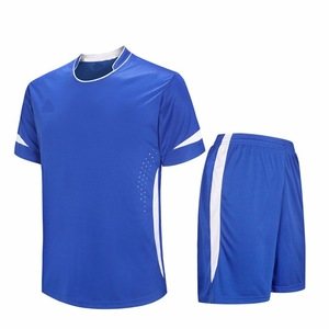 Popular Quick Dray Breathable Sportswear High Quality Customize Soccer Uniform For Men