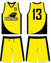 quick dry high quality term wear basketball uniform