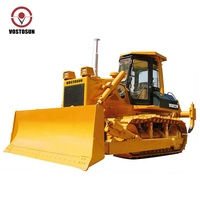 New VOSTOSUN VSD220Y-1 175kw/220hp china small crawler bulldozer