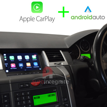 Discovery 3 D3 Range Rover Sport Lr3 Android Navigation With Carplay And  Android Auto - Buy Range Rover Sport Gps,Discovery 3 Carplay Android
