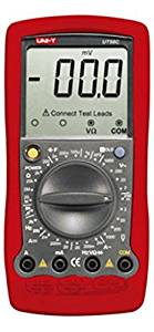 Uni-t Ut58c Standard Electrical Digital Multimeter Volt Amp Ohm Hz Temperature Tester Meter Ut-58c by UNI-T