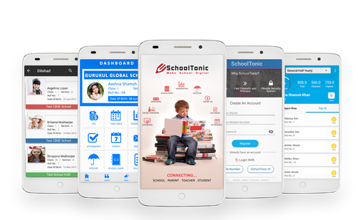 Mobile Software for Schools | Best School Management Software development services by ProtoLabz