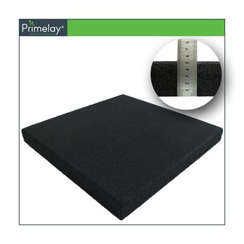 50mm Non Toxic Gym Rubber Floor Mats