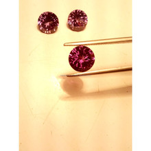 AAA Quality Synthetic Alexandrite Concave Cut