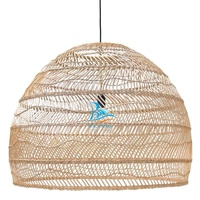 Rattan Lamp Shade, Lamp Cover With Beautiful Pattern From Vietnam