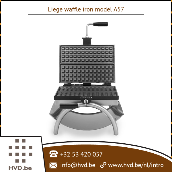 Best Seller Liege Waffle Iron from Reliable Manufacturer