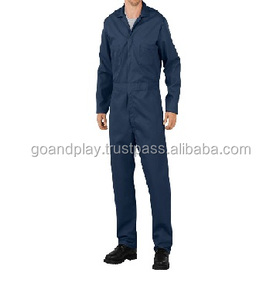 Industrial Workwear Coverall