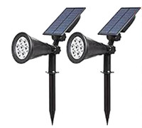 Solar Garden LED Spike Light Energy Saving