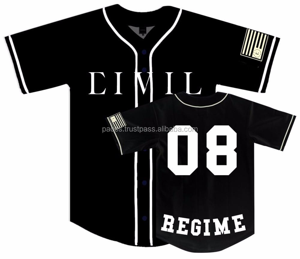 Custom Baseball Shirts Canada - BCD Tofu House 06f76399d