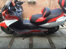 FREE SHIPPING Used Suzuki Burgman 650 Executive ABS