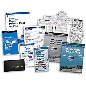 ASA Student Pilot Kit