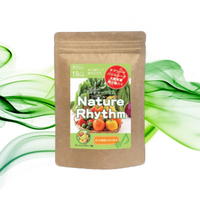 Nature rhythm delicious enzyme smoothies from Japanese smoothie maker