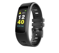 Touch Screen Fitness Band With Heart Rate