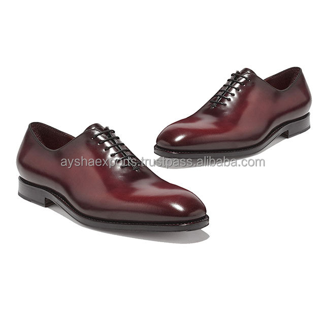 Latest oxford leather shoes Mens sole wBSABqrYxg