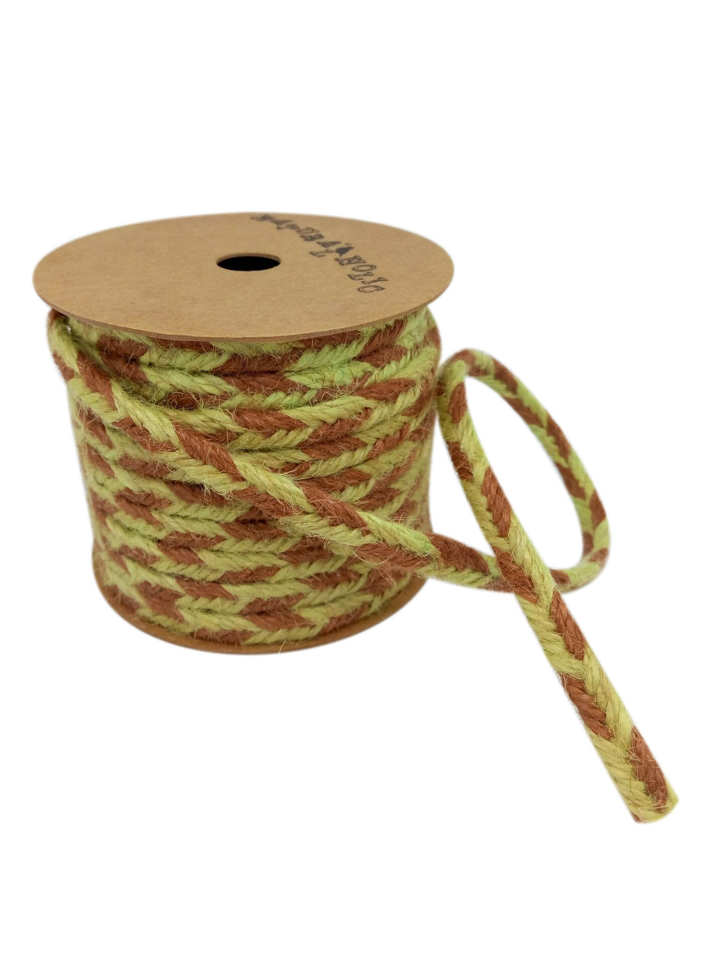 1Roll to SELL! 0.8CM Jute braid rope Garden deco, Party supplies