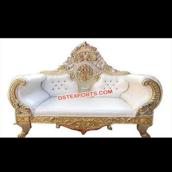 Designer Carved Wedding Sofa Asian Weddings Furniture Latest Chairs Furnitures Br Metal Wooden Sofas Indian