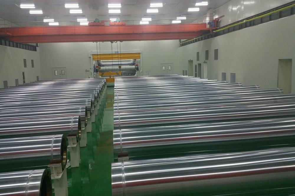 BOPP High Intensity Stretch Film for hand or machine wrapping heavy furniture, electronics, tray, shipping or logistic packing