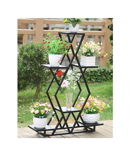 Outdoor Bloempot Planter Stand