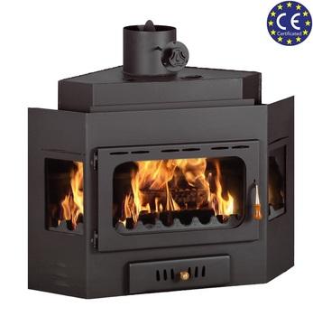 Wood Burning Fireplace Insert For