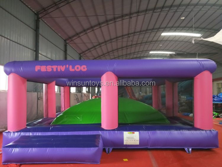 Build your own inflatable pirate ship paradise,inflatable fairyland pirate bounce, screamer water slides