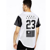 customized printed or embroidered blank baseball jerseys wholesale