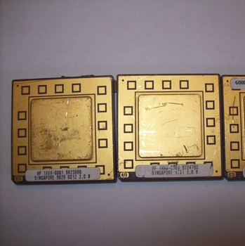 Exporters Intel pentium Pro Ceramic Cpu Scrap For Gold Recovery For sale From Netherlands