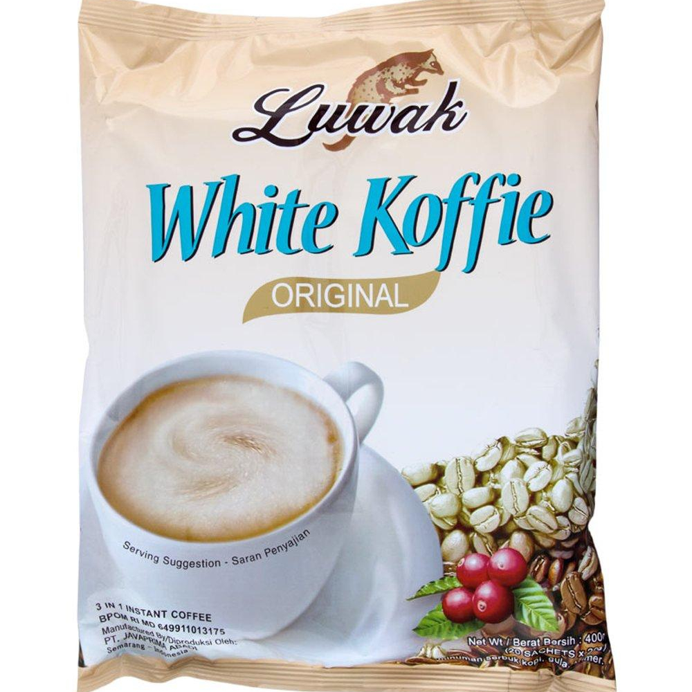 The Best Of Instant Coffee Luwak White 20 Gr Beans Product On Alibaba