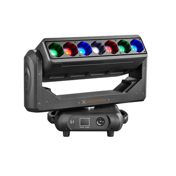 7*40W LED Moving Bar with Zoom