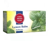 Lemon Balm Herbal Tea Only In Private Label | Wholesale | White Label