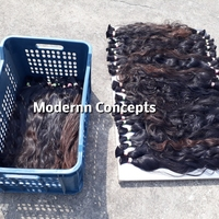 100% natural human hair price list, Raw temple hair, Wholesale raw unprocessed virgin indian hair raw weavy hair