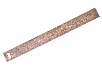 Damascus Steel Twist Blank Billet/bar For Knife Making Sk-107 - Buy  Damascus Sheet+twist Blank Product on Alibaba com