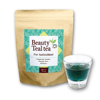 Herbal product butterfly pea supplement tea for health & medical relax detox beauty japanese made in Japan oem private label