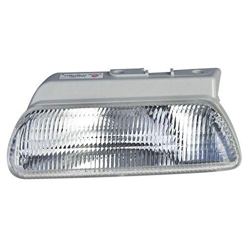 CarPartsDepot Front Bumper Turn Signal Light Lamp Left 95-99 Dodge Neon Sedan CH2530102